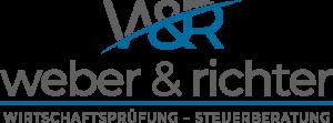 Weber & Richter GmbH Wirtschaftsprüfungsgesellschaft Steuerberatungsgesellschaft